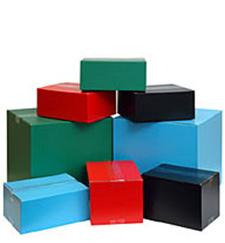 FULL COLOUR LAMINATED BOXES   REF 14