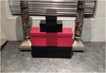 GIFT BOXES MANUFACTURED TO CUSTOMERS SPECIFICATION