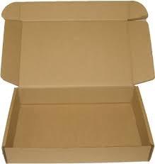 Ref 2 A4 Die Cut Document Postal Boxes