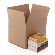 MEDIUM CARDBOARD BOX - DOUBLE WALLED