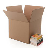 LARGE CARDBOARD BOX - DOUBLE WALLED