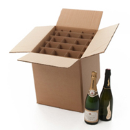 BOTTLE BOX -DOUBLE WALLED