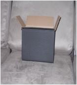 REF 12 COLOURED BOXES:MATT FINISH COLOURS:BLUE,RED,BLACK